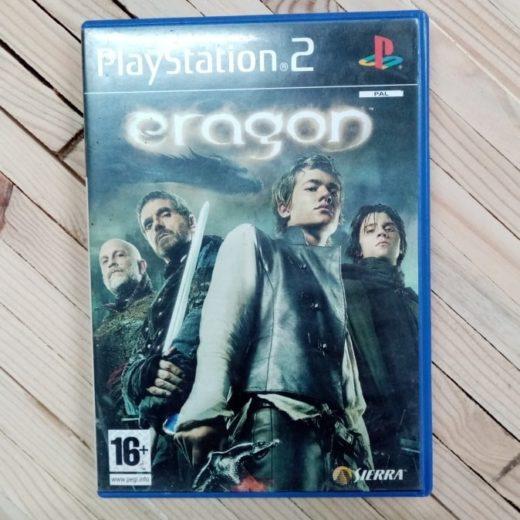 Juego PS2 Eragon