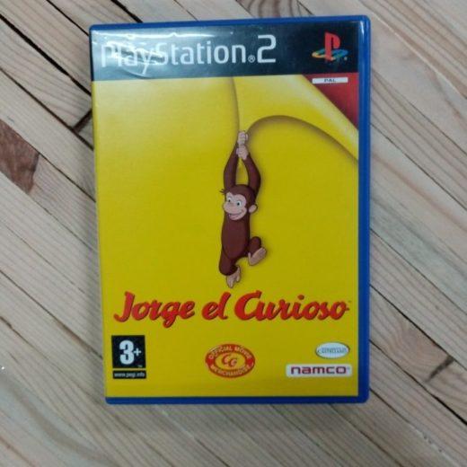 Juego PS2 Jorge el Curioso