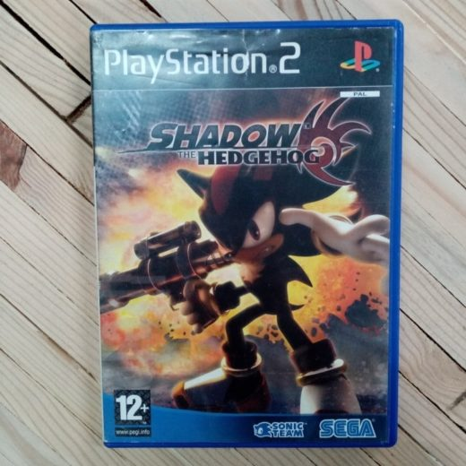 Juego PS2 Shadow the Hedgehog