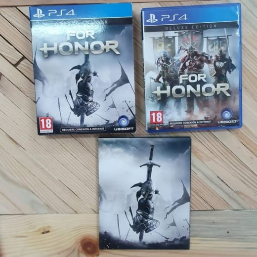 Juego PS4 For Honor Deluxe Edition