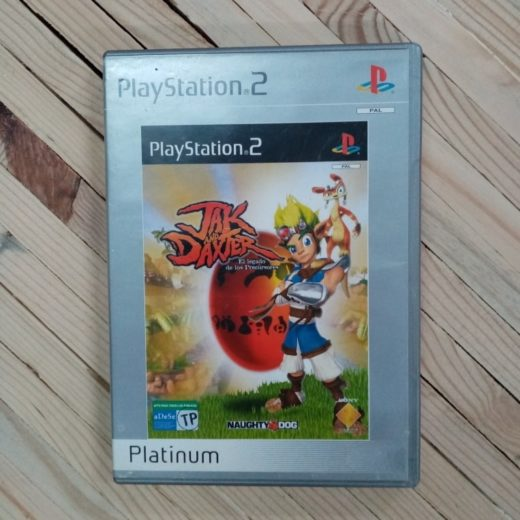 Juego Ps2 Jak&Daxter