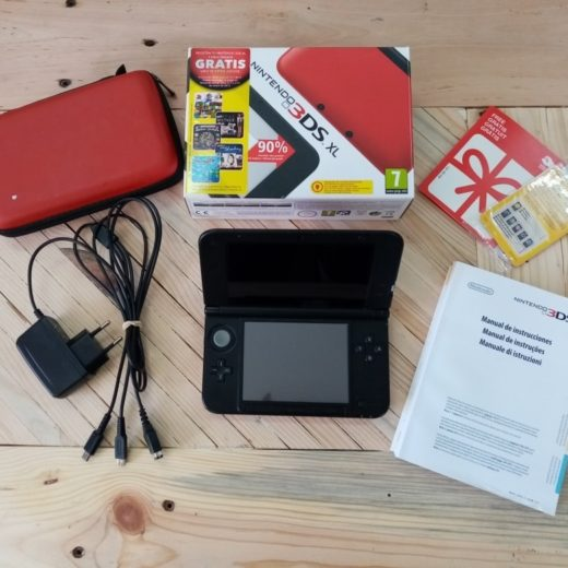 Pack Nintendo 3DS XL