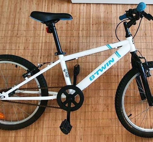 Bicicleta Btwin Racing Boy 300