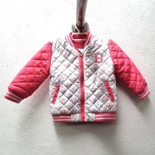 Chaqueta Rosa Flores EarlyDays