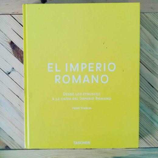 Libro El Imperio Romano Taschen