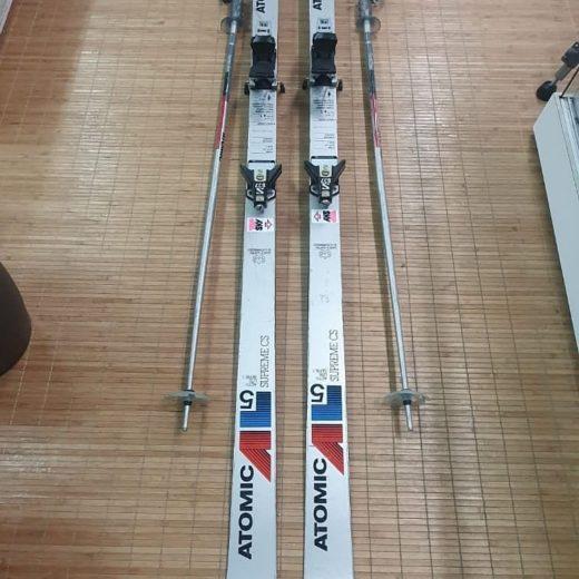Esquís y Bastones ATOMIC Supreme 190