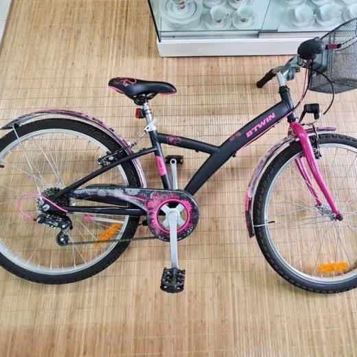 "Bicicleta de Btwin POPLY 500 24"""