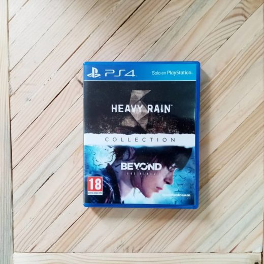 Juego PS4 Heavy Rain & Beyond dos almas Collection