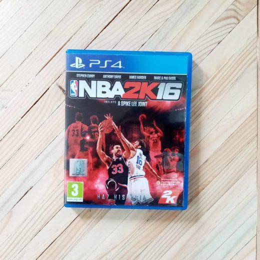 Juego PS4 NBA2K16
