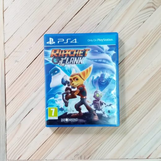Juego PS4 Ratchet Clank