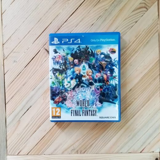 Juego Ps4 World Of Final Fantasy