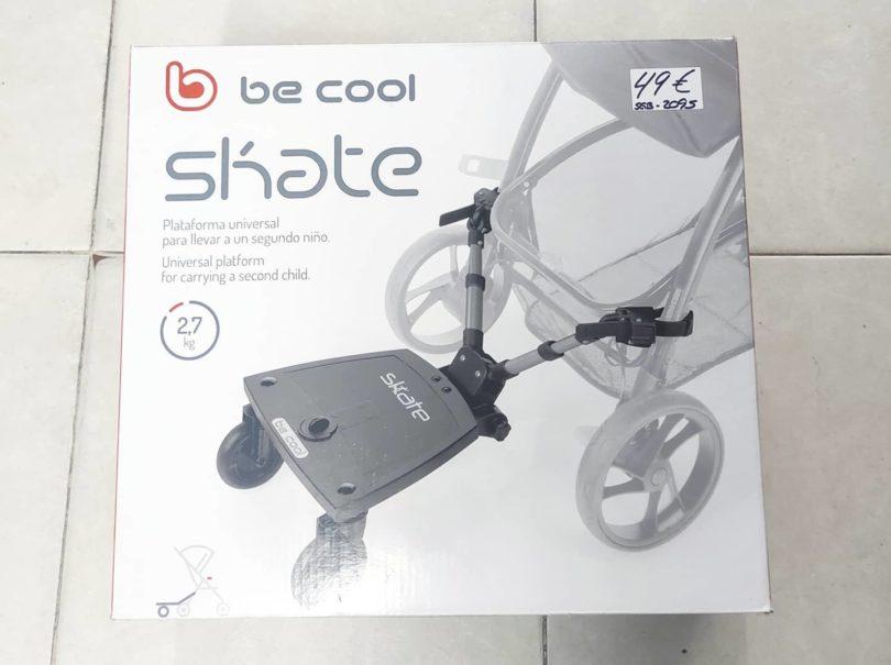 Plataforma Universal Be Cool Skate