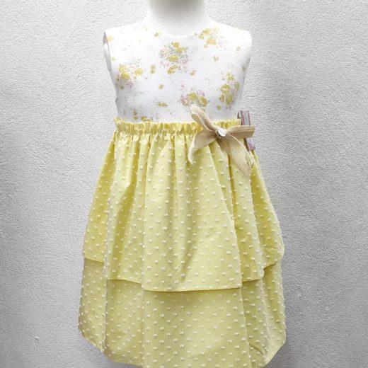 Vestido Infantil YOEDU