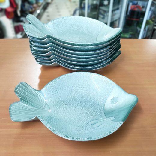 Vajilla Marina Platos pez