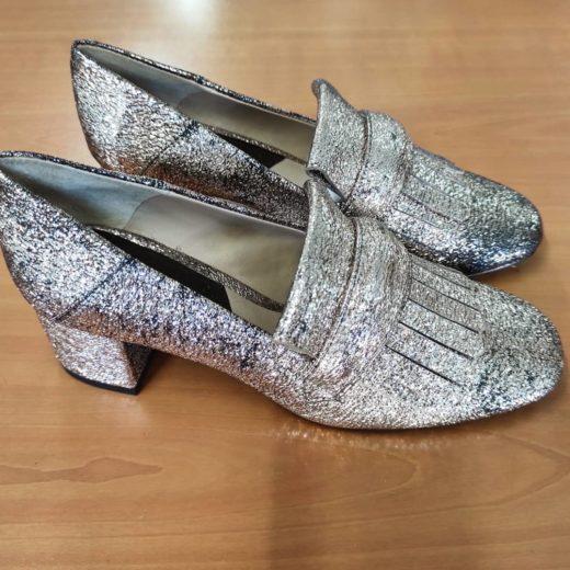 Zapatos de Brillos Mujer Mng