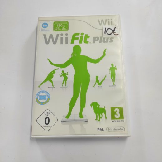 Juego Wii Wii Fit Plus