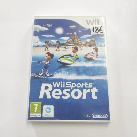 Juego Wii Wii Sports Resort