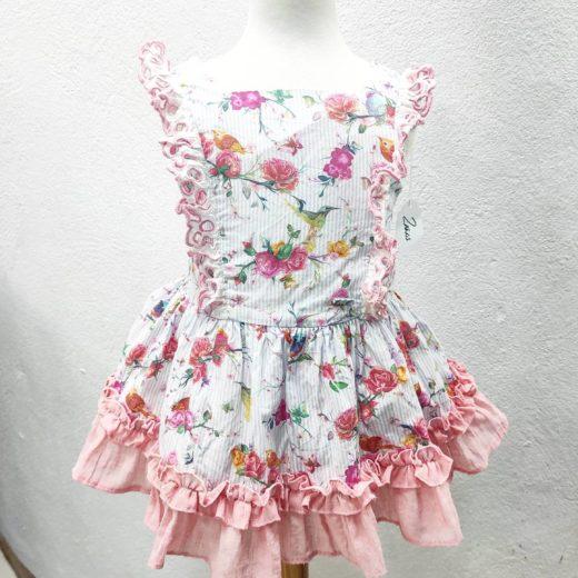Vestido Flores YOEDU