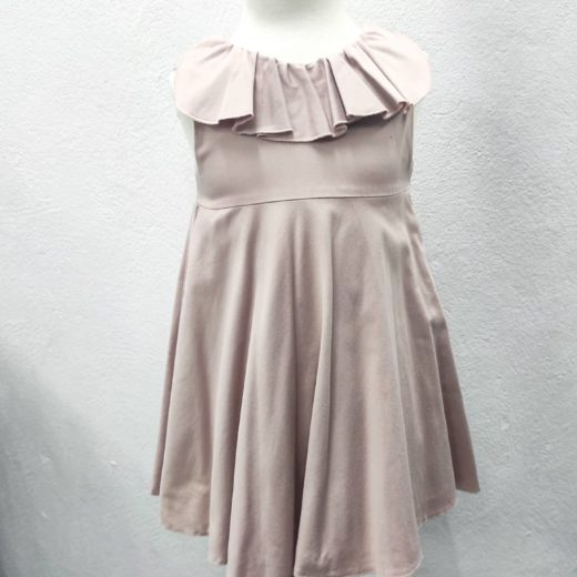 Vestido Rosa Palo Eve