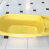 Bañera Amarilla CAM